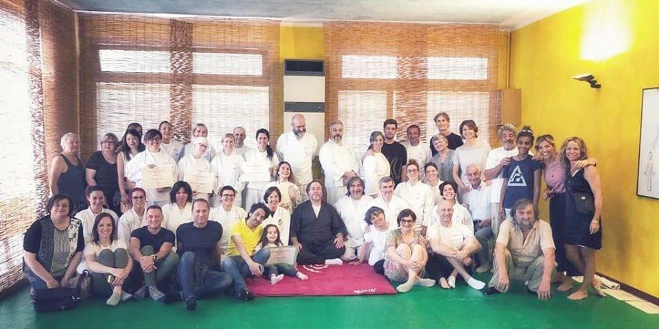 Scuola shiatsu attestati