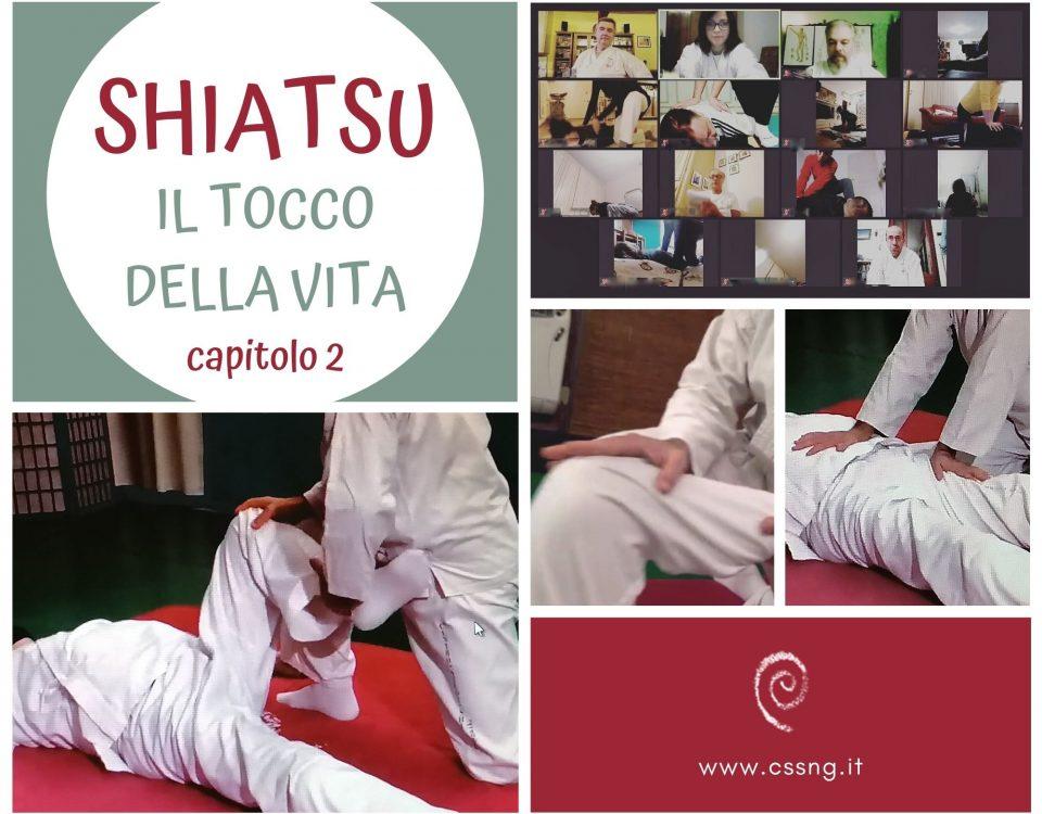 Stimoli - Shiatsu il tocco della vita