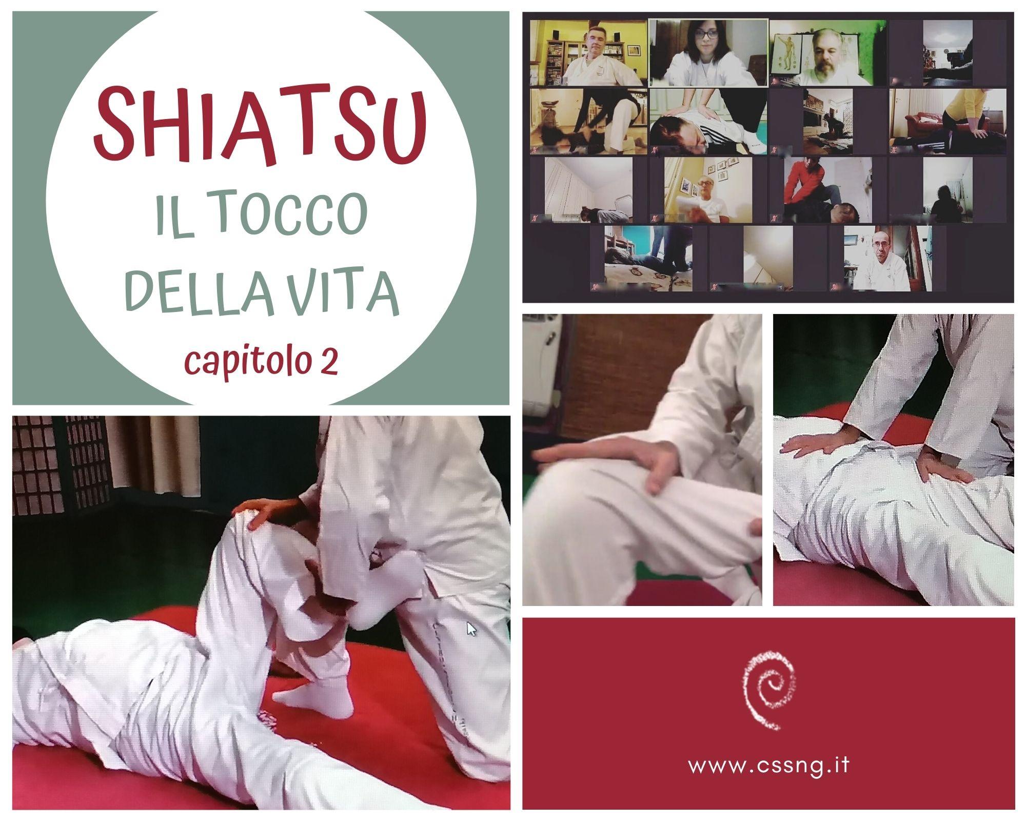 Stimoli - Shiatsu il tocco della vita - lezioni online